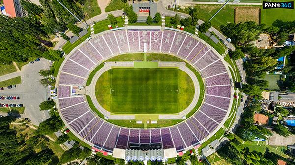 Panorama Stadion Dan Paltinisanu