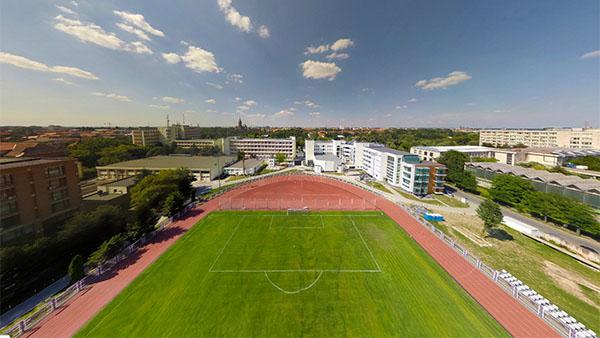 panorama stadionul stiinta
